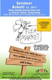 First ever Salvation Army Flea Market Fundraiser